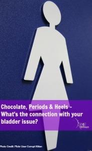 ChocolatePeriodHeelsIncontinence