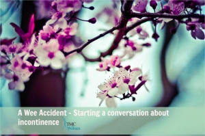 Incontinence affects a large number of women. Find out more here. You can get help.