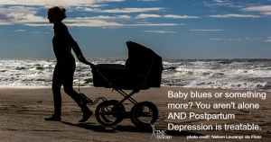 is it postpartum depression or just the baby blues? What to do if you suspect PPD?