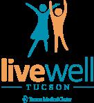 Live Well Comm Logo OrgBlu